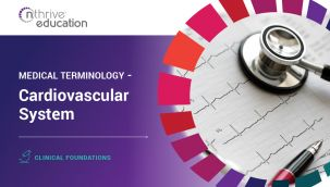 Clinical Foundations: Medical Terminology - Cardiovascular System