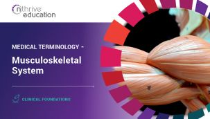 Clinical Foundations: Medical Terminology - Musculoskeletal System