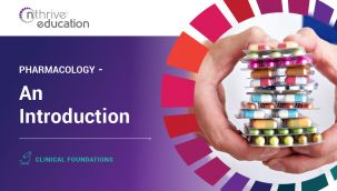 Clinical Foundations: Pharmacology - An Introduction