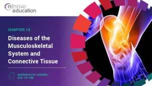 Diagnostic Coding: ICD-10-CM Chapter 13 - Diseases of the Musculoskeletal System and Connective Tissue