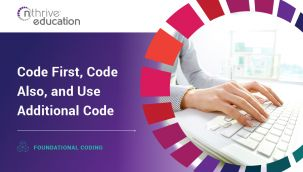 Foundational Coding: Code First, Code Also, and Use Additional Code