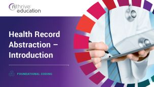Foundational Coding: Health Record Abstraction - Introduction