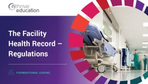 Foundational Coding: The Facility Health Record - Regulations