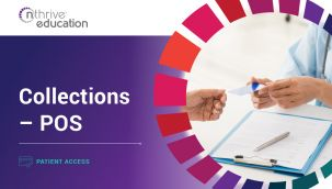 Patient Access: Collections - POS