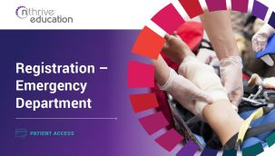 Patient Access: Registration - Emergency Department