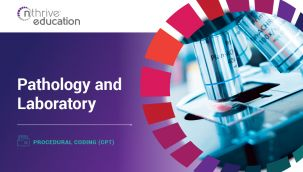Procedural Coding (CPT): Pathology and Laboratory