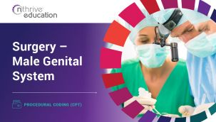 Procedural Coding (CPT): Surgery - Male Genital System