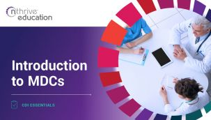 CDI Essentials: Introduction to MDCs