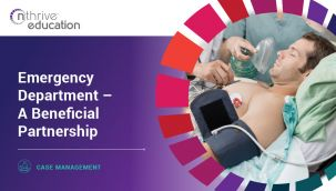 Case Management: Emergency Department - A Beneficial Partnership