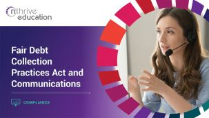 Compliance: Fair Debt Collection Practices Act and Communications
