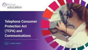 Compliance: Telephone Consumer Protection Act (TCPA) and Communications