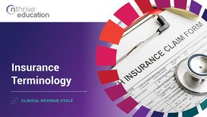 Clinical Revenue Cycle: Insurance Terminology