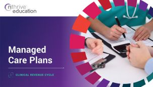 Clinical Revenue Cycle: Managed Care Plans