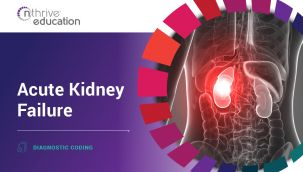 Diagnostic Coding: Acute Kidney Failure