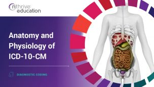 Diagnostic Coding: Anatomy and Physiology of ICD-10-CM