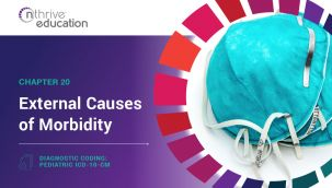 Diagnostic Coding: Pediatric ICD-10-CM Chapter 20 - External Causes of Morbidity