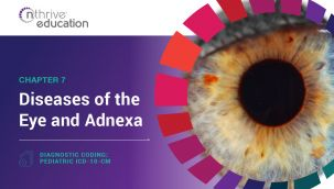 Diagnostic Coding: Pediatric ICD-10-CM Chapter 7 - Diseases of the Eye and Adnexa