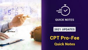 nThrive Education Resource Center: 2021 Updates - CPT Pro-Fee Quick Notes