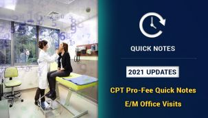 nThrive Resource Center: 2021 Updates - CPT Pro-Fee Quick Notes - E/M Office Visits