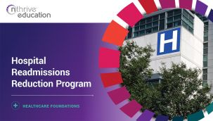 Healthcare Foundations: Hospital Readmissions Reduction Program