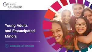 Insurance & Coverage: Young Adults and Emancipated Minors