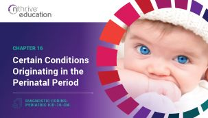 Diagnostic Coding: Pediatric ICD-10-CM Chapter 16 - Certain Conditions Originating in the Perinatal Period