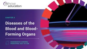 Diagnostic Coding: Pediatric ICD-10-CM Chapter 3 - Diseases of the Blood and Blood-Forming Organs