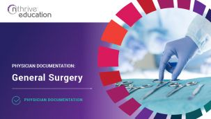Physician Documentation: General Surgery