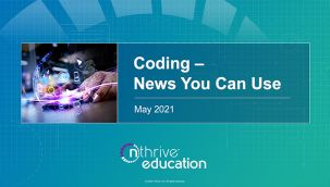 Webinar: Coding - News You Can Use May 2021