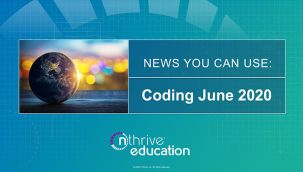 Webinar: Coding - News You Can Use: June 2020